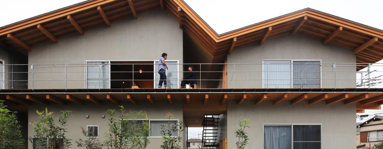 共同住宅のスタンダードに!繋がり広がる自由な住空間 | homify
