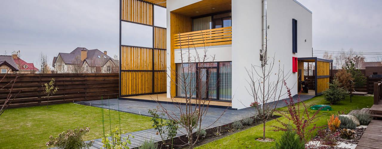 Minimalist house by Grynevich Architects Minimalist