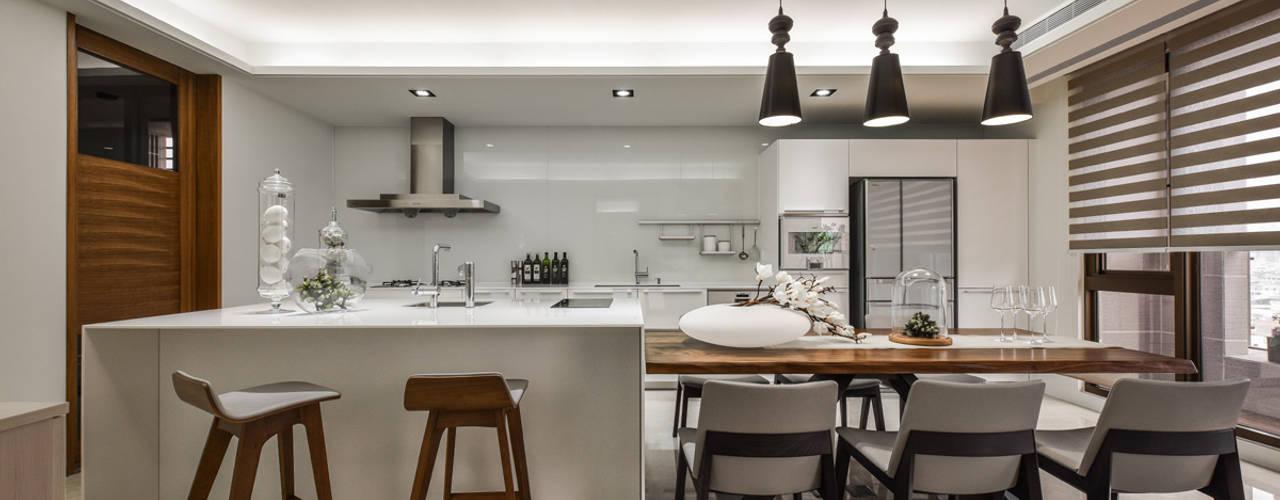 匯羽設計 / Hui-yu Interior design Moderne Küchen