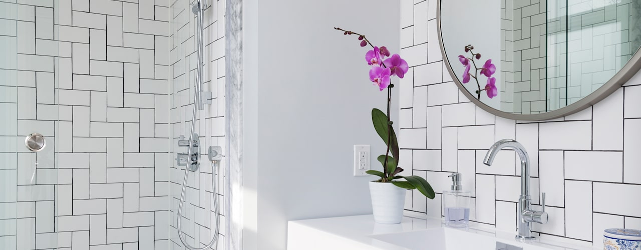 STUDIO Z Modern bathroom White