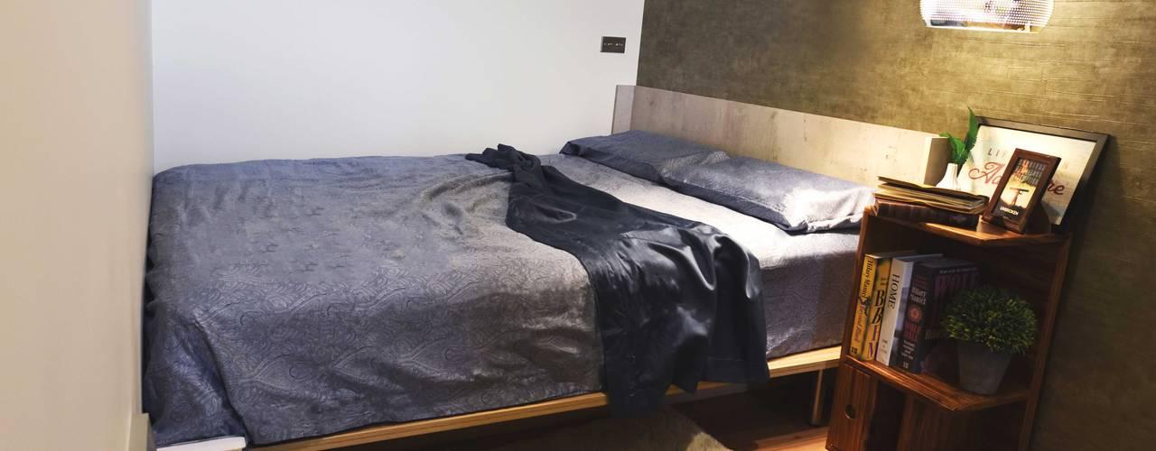 Kamar Tidur Modern Oleh 中孚 設計 / FRANKFU INERIOR DESIGN Modern