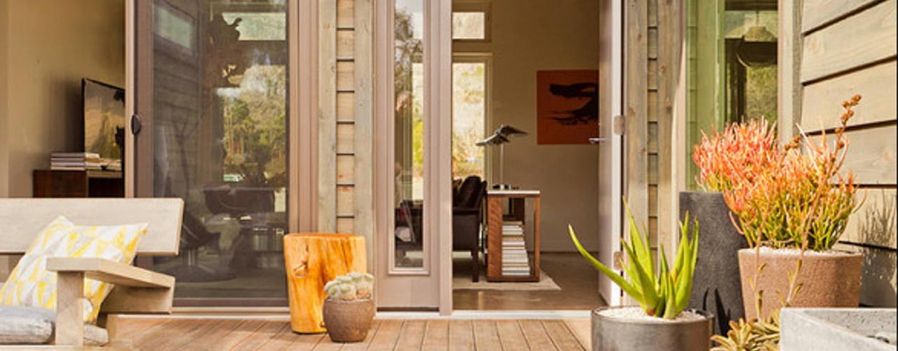 Casa Container Brasil - Projetos Casas modernas por 23594414850 Moderno