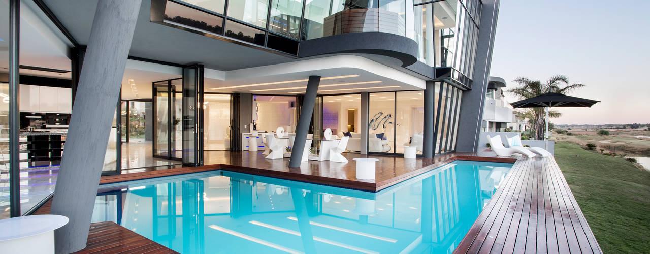 Дома в стиле модерн от FRANCOIS MARAIS ARCHITECTS Модерн
