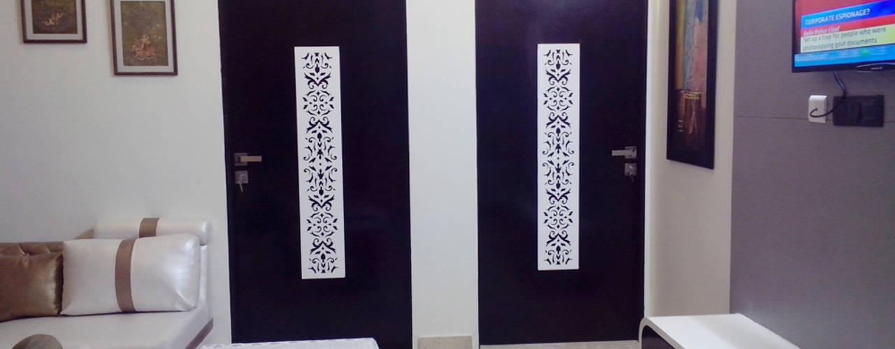 Projekty,  Salon zaprojektowane przez Design Consultant