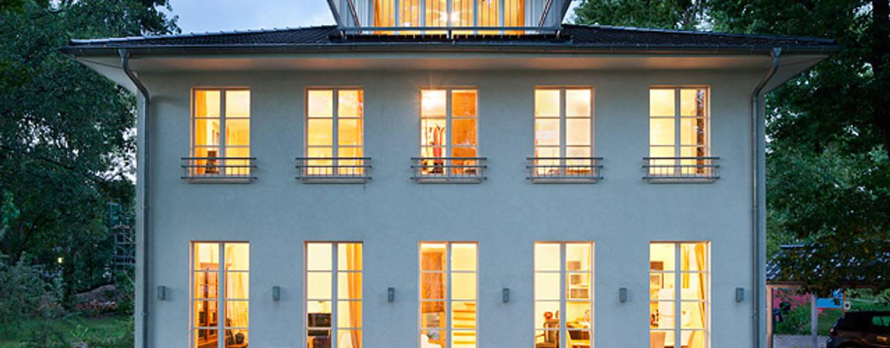 Projekty,  Domy zaprojektowane przez Müllers Büro