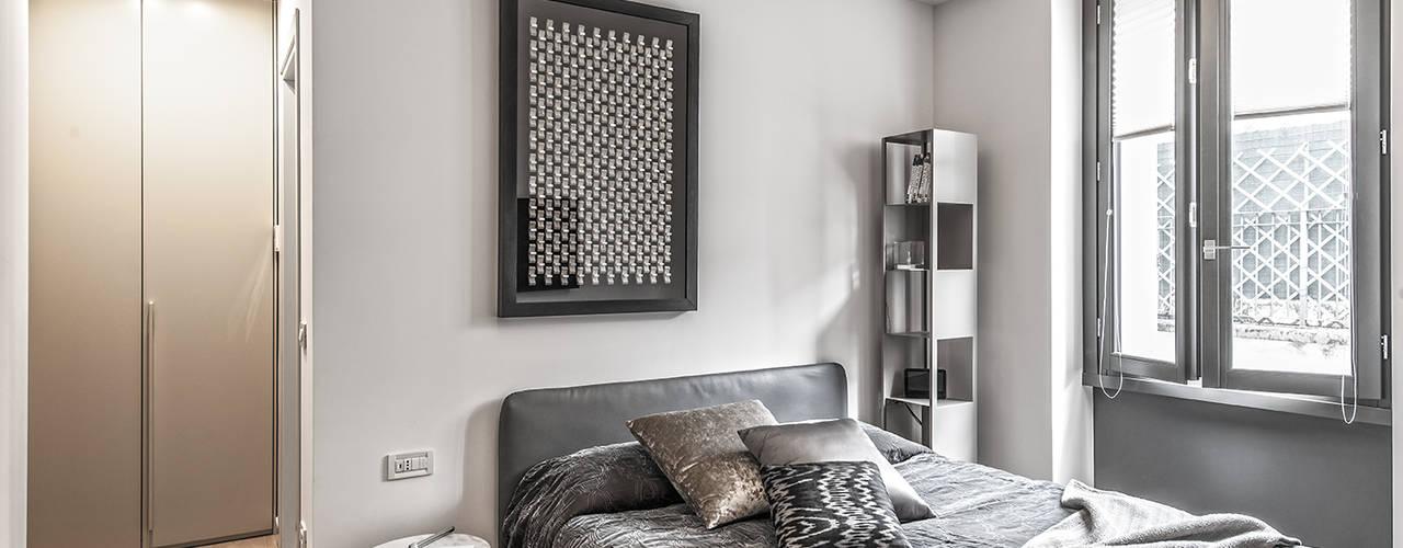 Modern Bedroom by BRANDO concept Modern