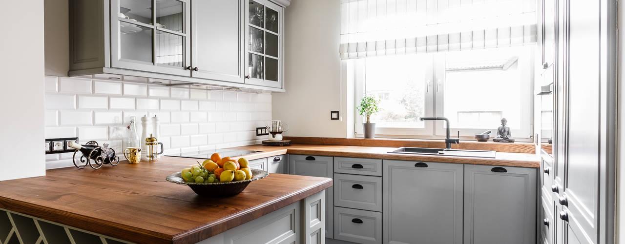 5 Pięknych Kuchni Zaprojektowanych Na Planie Litery U