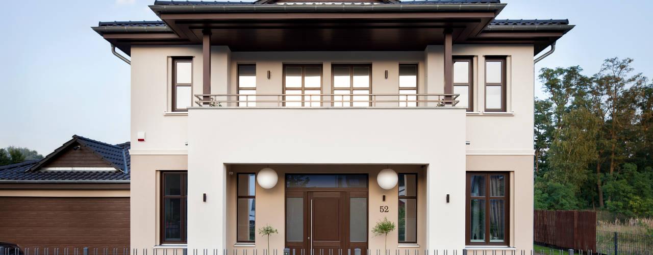 Дома в . Автор – Müllers Büro,