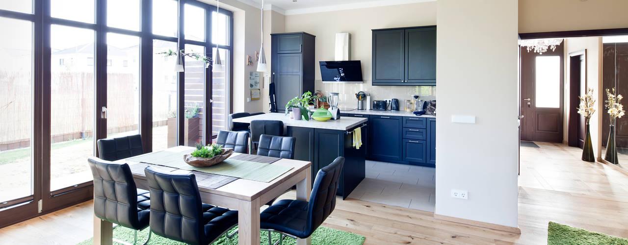 Кухня в классическом стиле от Müllers Büro Классический