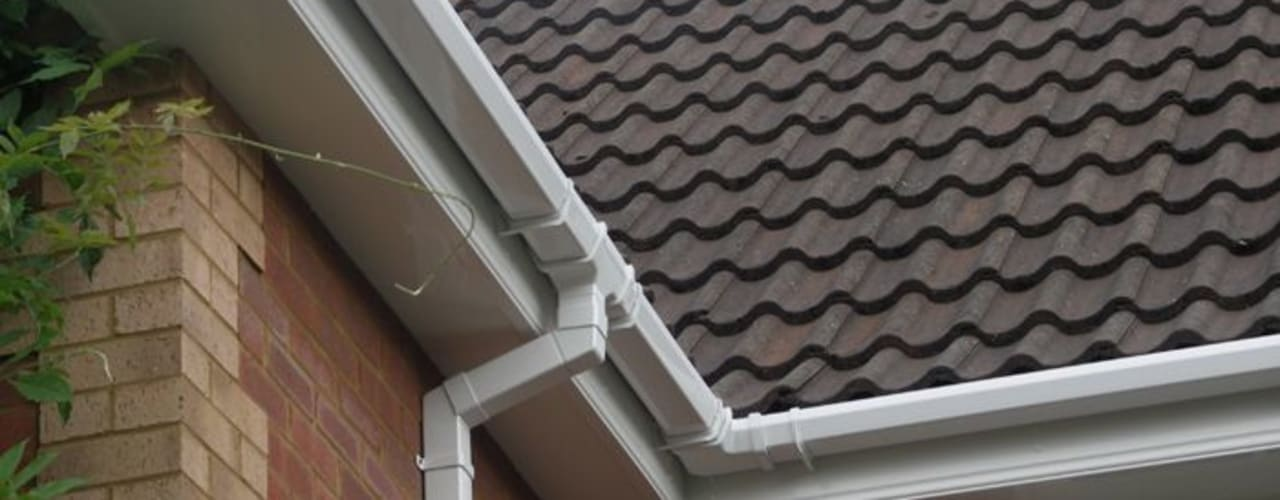 Installed Gutter & Fascia:   by Waterproofing Durban