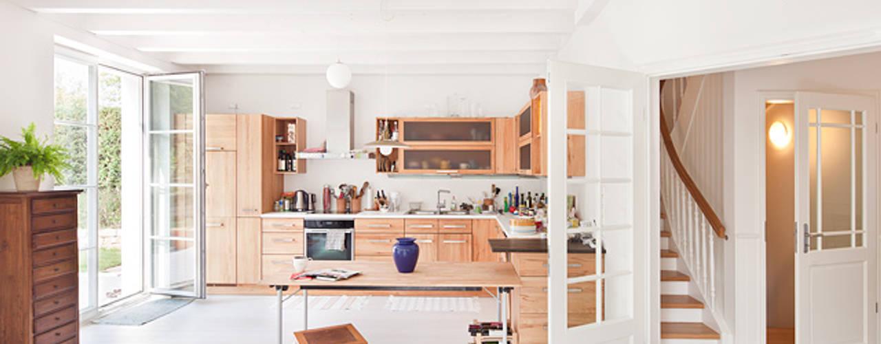 Haus Zehlendorf ll Müllers Büro Klassische Küchen