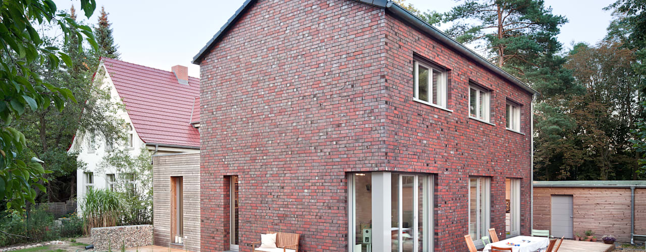 Casas de estilo  por Müllers Büro, Clásico