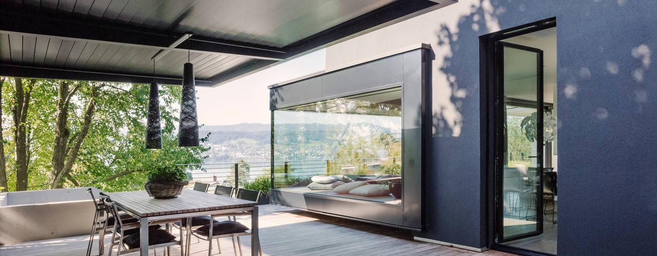 Terrazas de estilo  por meier architekten
