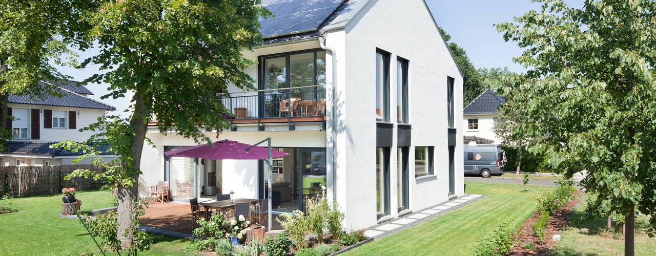 Klassieke huizen van Müllers Büro Klassiek