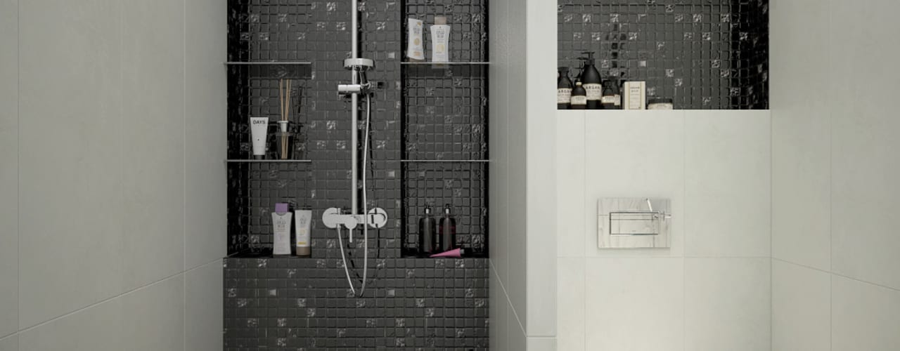 Modern bathroom by Rubleva Design Modern