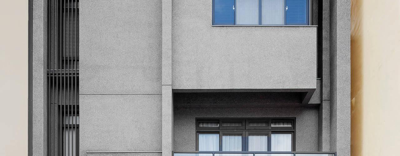 Freedom house:  房子 by 夏沐森山設計整合