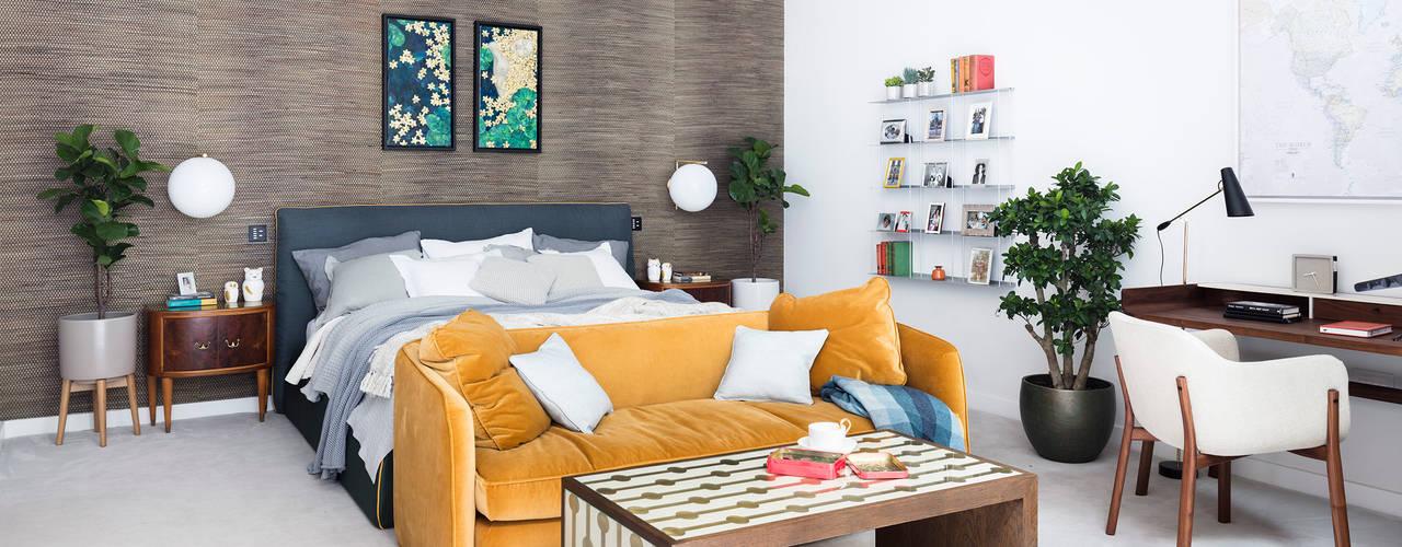 Modern New Home in Hampstead: modern  by Black and Milk | Interior Design | London, Modern