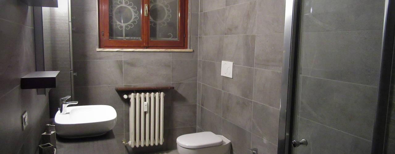 Moderne Badezimmer Von CARLO OMINI ARCHITETTO