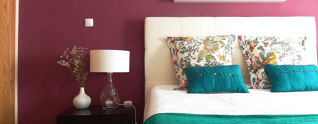 Bedroom by homify, Scandinavian
