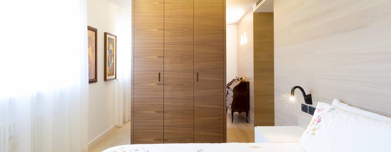 Dormitorios de estilo minimalista de Lemayr Thomas Minimalista