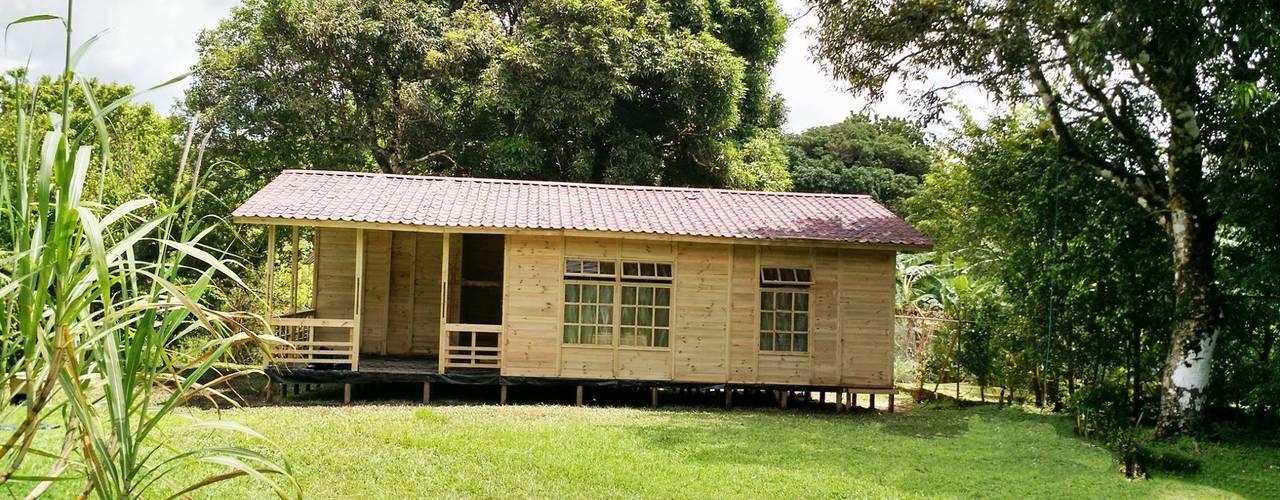 9 Casas De Madera Muy Faciles De Construir