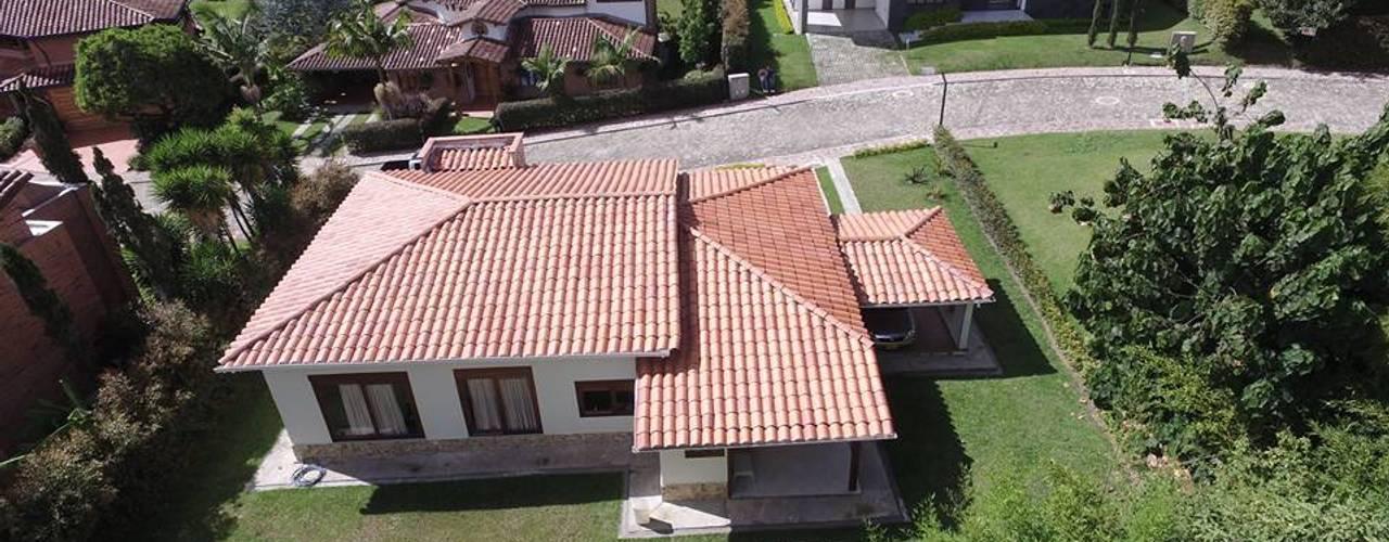 房子 by PREFABRICASA , 鄉村風