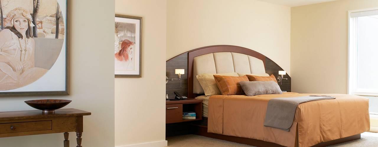 Benchscape:  Bedroom by Lex Parker Design Consultants Ltd.