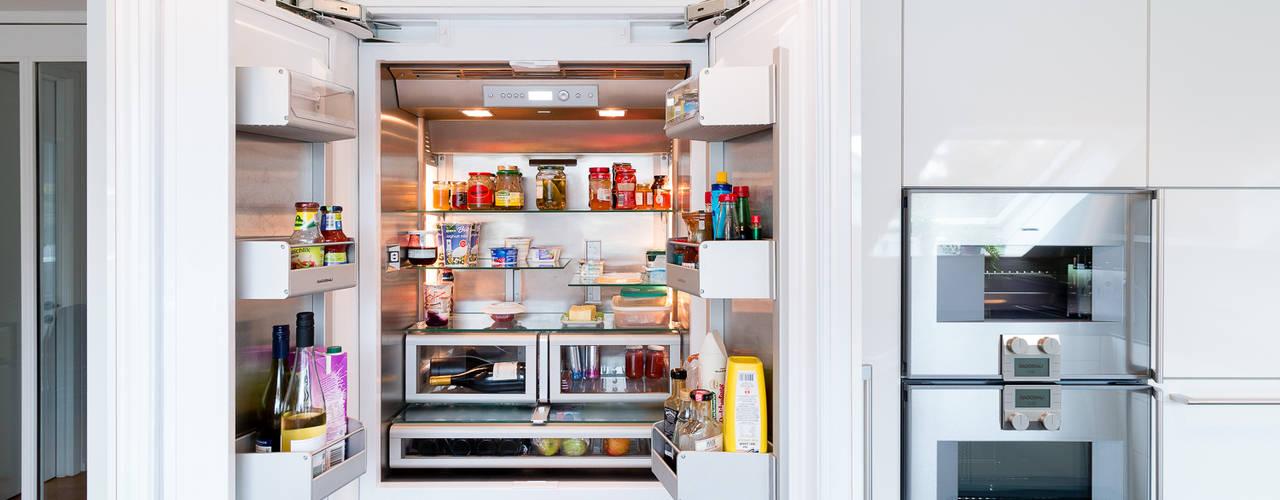 Appartementküche nach Maß Klocke Möbelwerkstätte GmbH Moderne Küchen