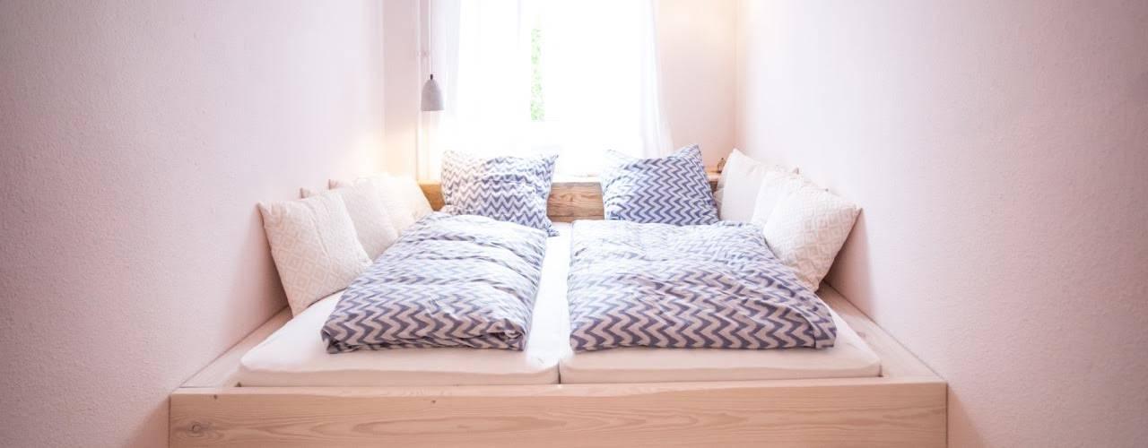 Kollektion Winter 2016:  Schlafzimmer von woodboom ,Skandinavisch