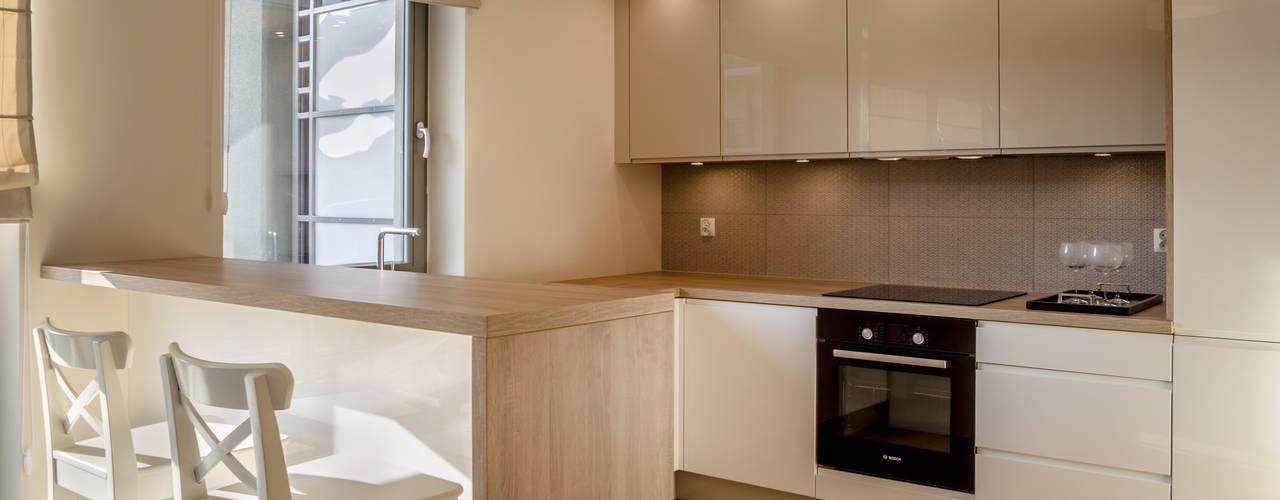 moderne Keuken door KODO projekty i realizacje wnętrz