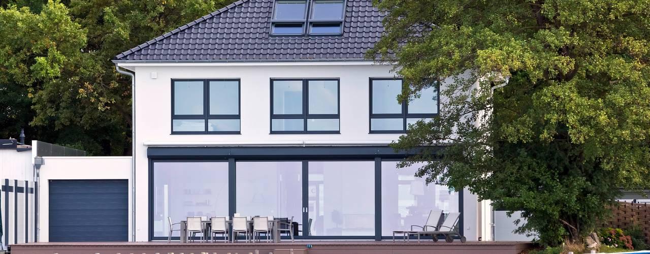 Projekty,  Willa zaprojektowane przez Heinz von Heiden GmbH Massivhäuser