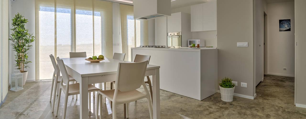 Cocinas modernas de DFG Architetti Associati Moderno