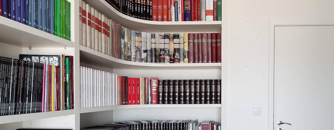 Oficinas de estilo  por FMO ARCHITECTURE
