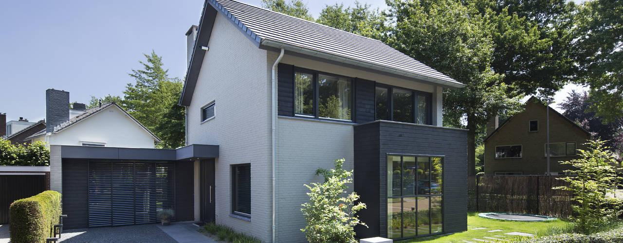 Projekty, nowoczesne Domy zaprojektowane przez Vermeer Architecten b.v.