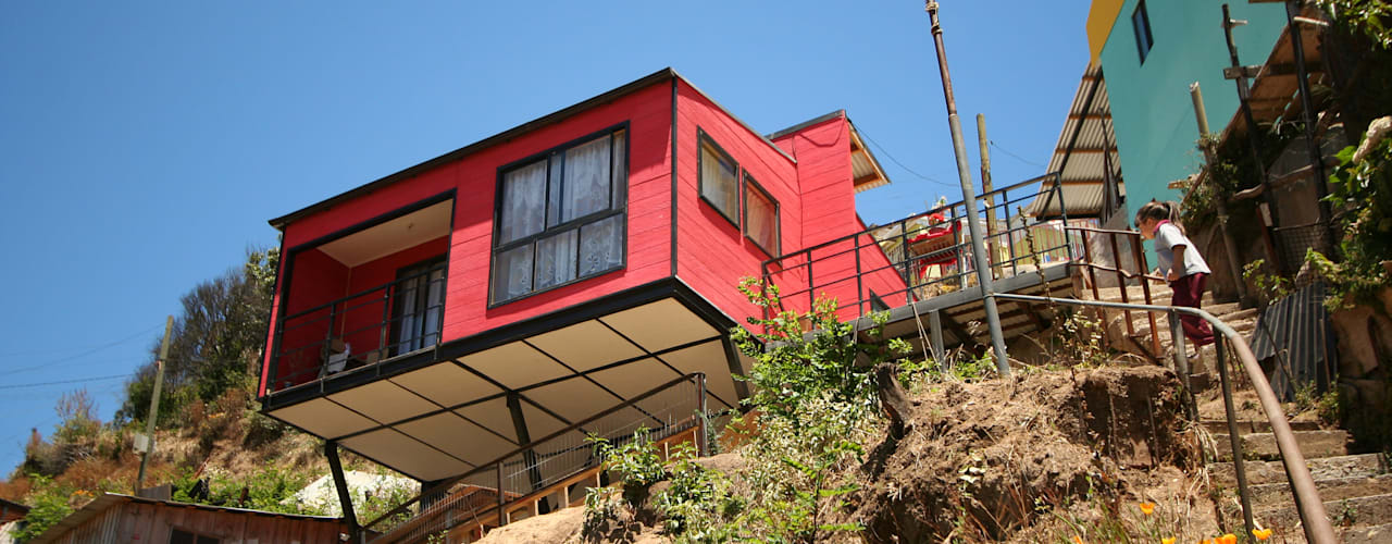 Casas de estilo  por Arq2g