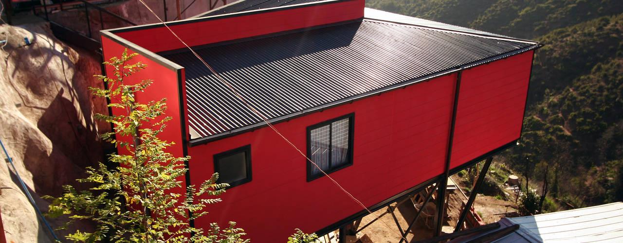 Vivienda Suarez Casas estilo moderno: ideas, arquitectura e imágenes de Arq2g Moderno