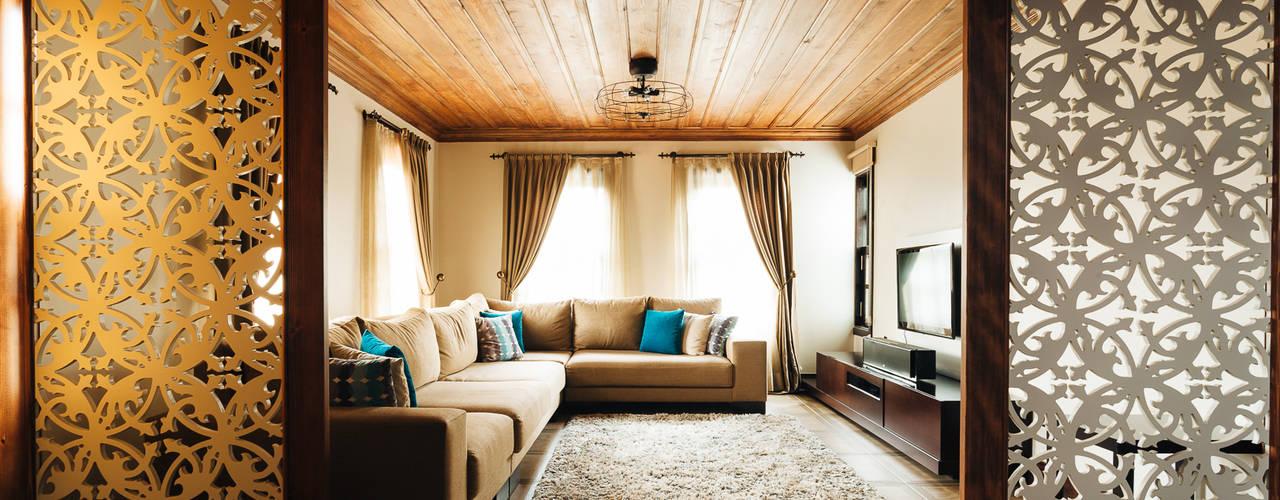 Salas de estilo  por Bilgece Tasarım