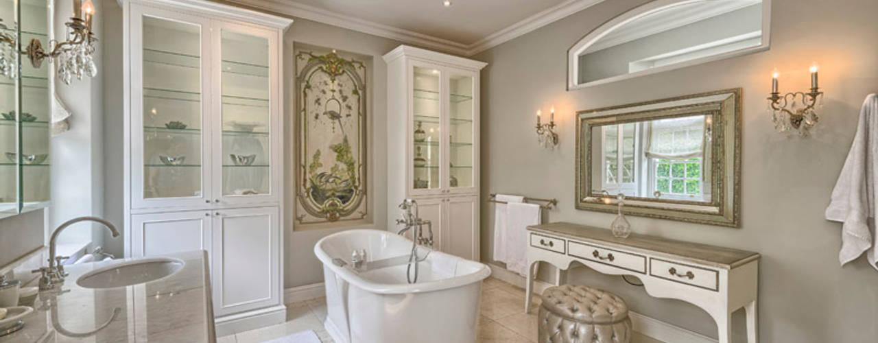 ausgefallene Badezimmer von House Couture Interior Design Studio