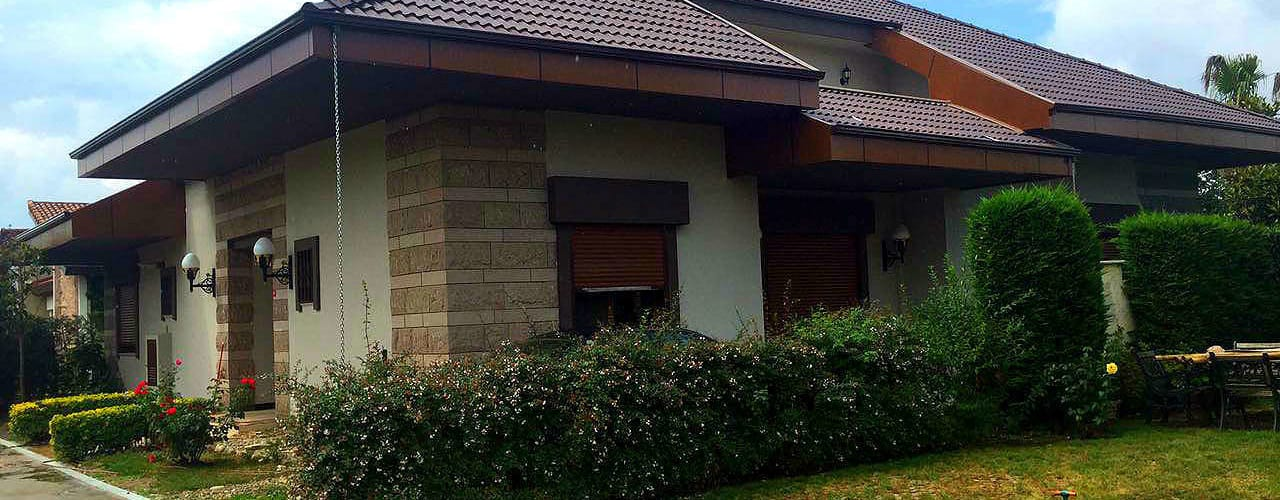 Mandalin Dizayn Modern houses