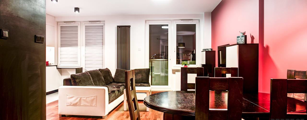 Salas de estilo  por Perfect Space