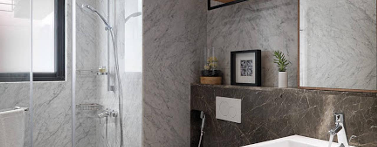 木皆空間設計 Modern style bathrooms