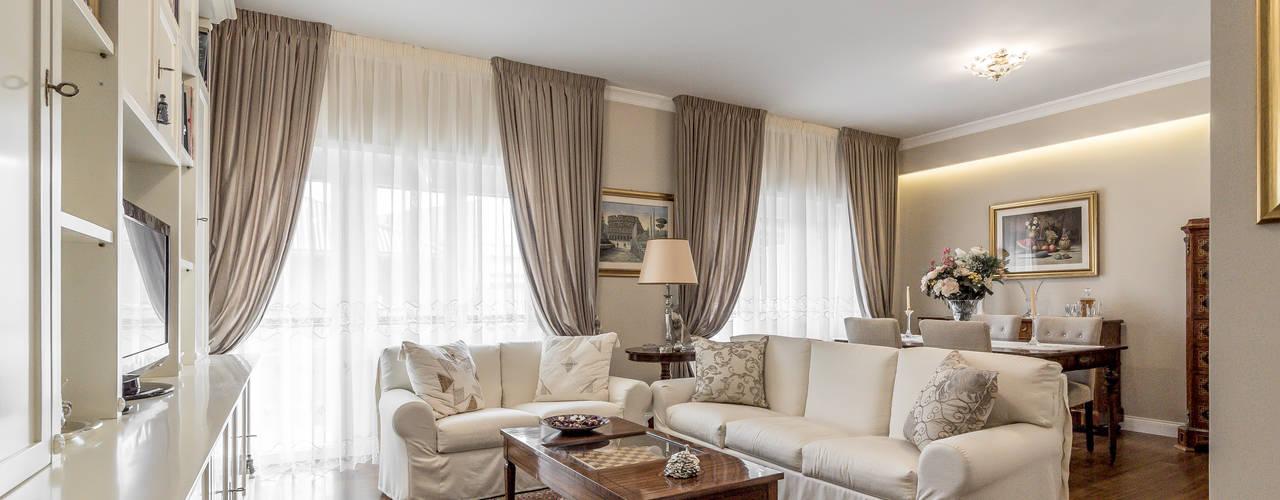 classic Living room by Facile Ristrutturare
