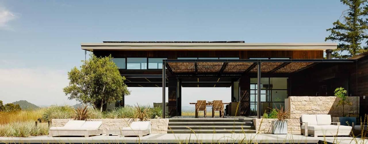 Maisons de style  par Feldman Architecture