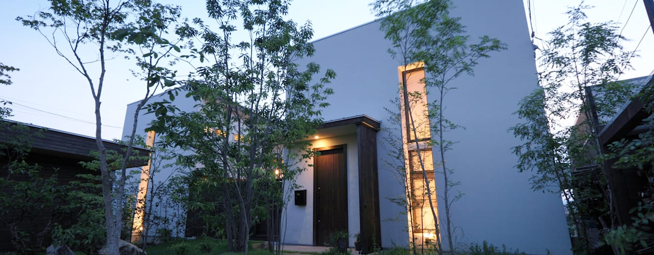 Modern Houses by stage Y's 一級建築士事務所 Modern