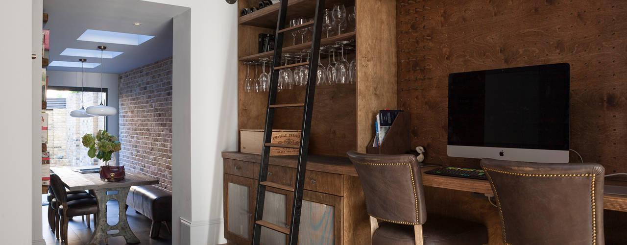 Wine cellar by Blankstone