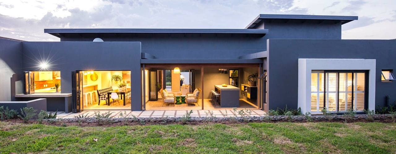 Brooklyn Housing Estate. Umhlali.: modern Houses by Sphere Design & Architecture