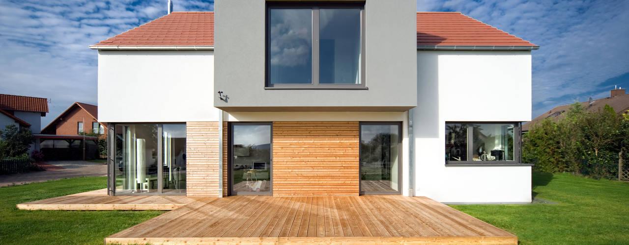 Familienhaus #1 HunoldHaus Moderne Häuser
