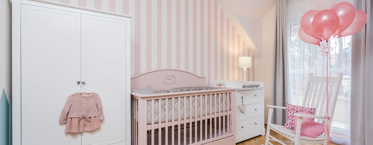 Nursery:   by Funique Furniture