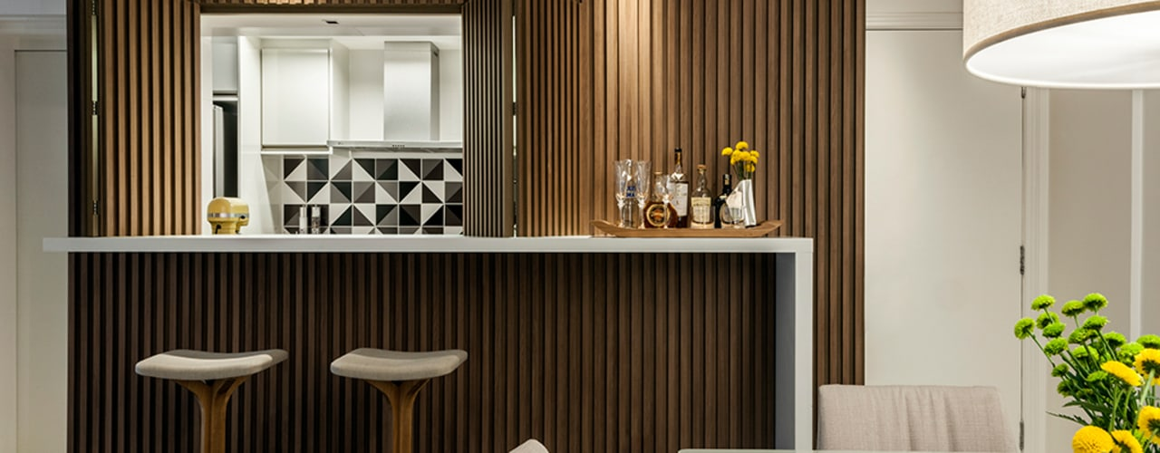 Dining room by Carpaneda & Nasr