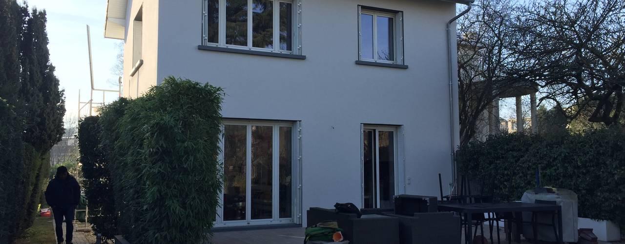 Minimalistische huizen van Eric Rechsteiner Minimalistisch